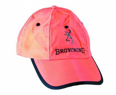 Casquette BROWNING autumn wax brun