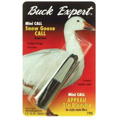 """Appeau oie rieuse """"main libre"""" Buck expert"""