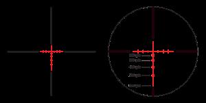 Athlon bdc 600 lumineux ir reticule