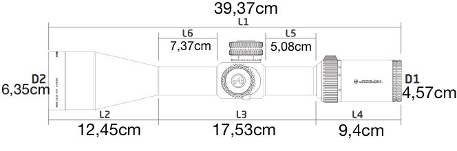 Athlon optics helos btr 8 34x56 apmr dimensions