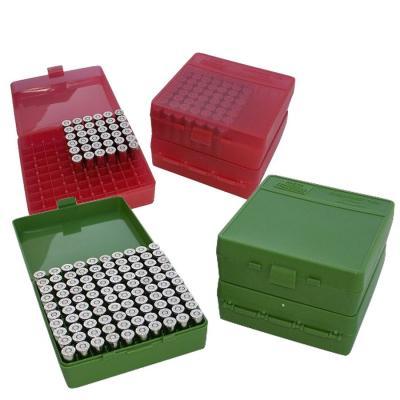 boite à munitions 100 compartiments