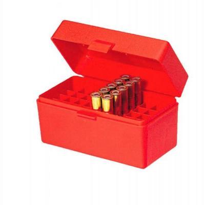 boite à munitions 50 compartiments