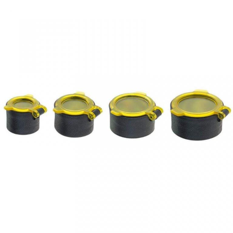 Bonnette optique jaune Quake Industries