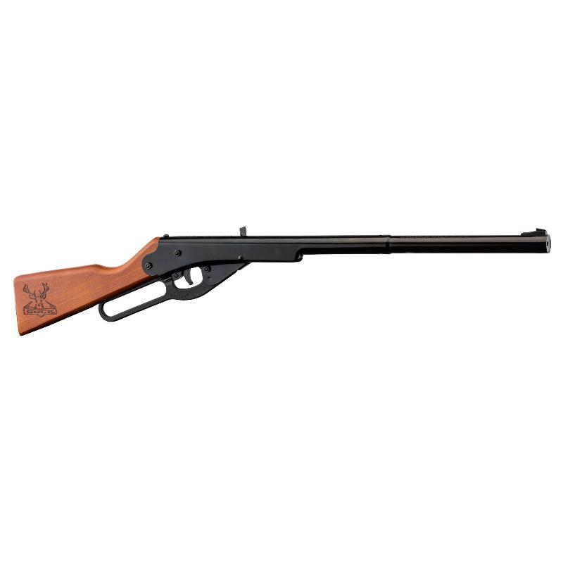 Carabine a plomb enfant moins de 2 joules billes 4 5mm acier