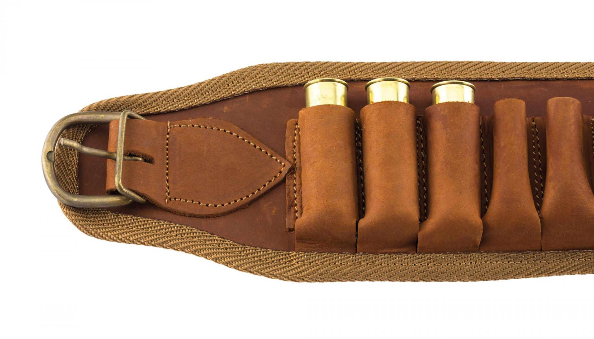Cartouchie re country sellerie daim croupon calibre cartouche chasse chasseur