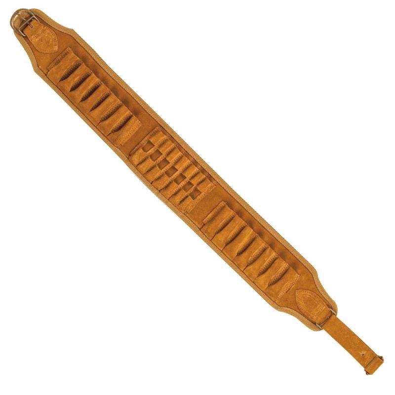 Cartouchie re en daim croupon country sellerie de calibre 12