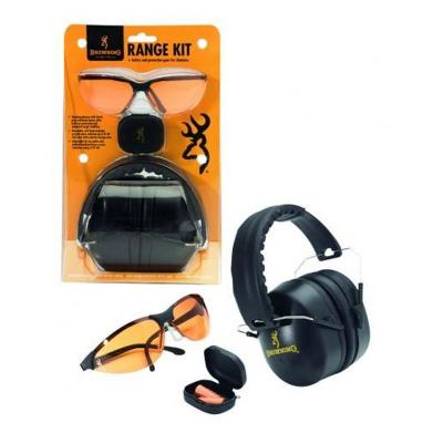 Casque anti-bruit kit complet ranger Browning
