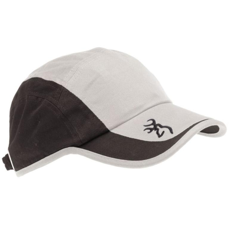 Casquette BROWNING Ultra Anthracite / beige