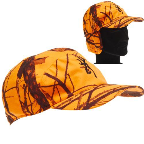 Casquette BROWNING XPO big game blaze orange