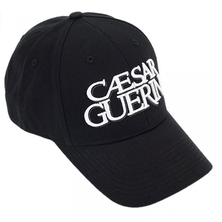 Casquette Caesar Guerini noire