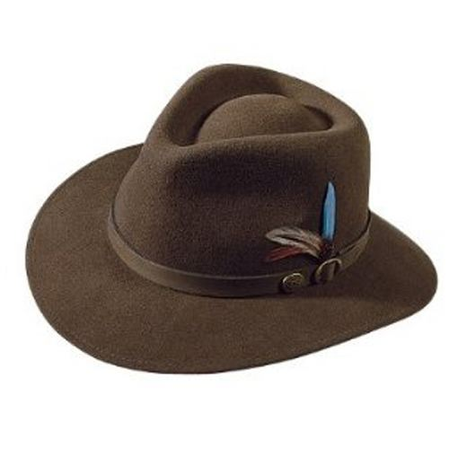 Chapeau stetson couleur bronze club interchasse harry