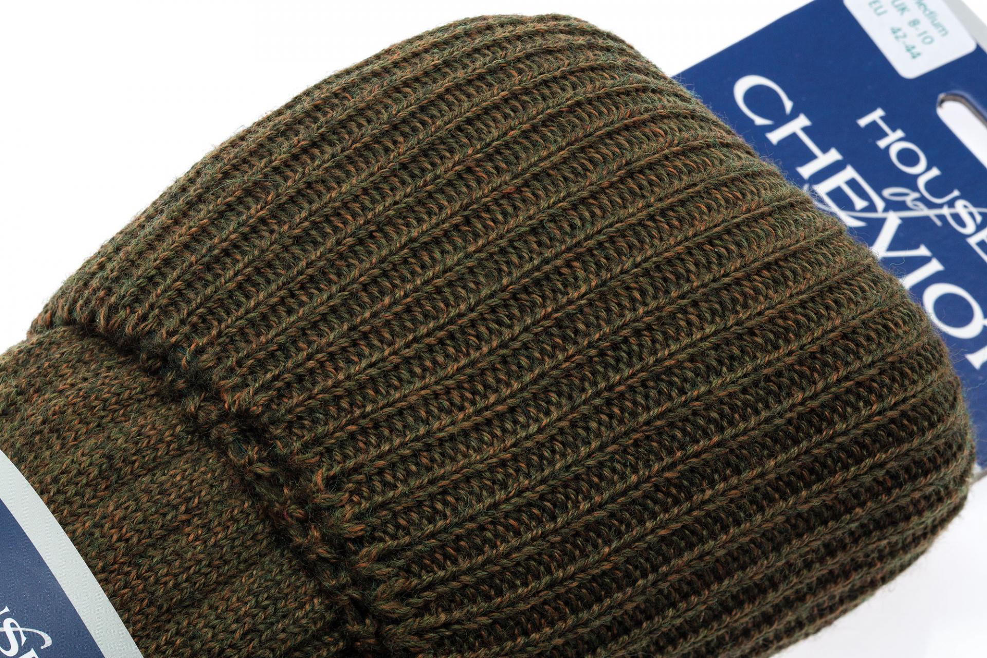 Chaussettes chasse e cossaise cheviot