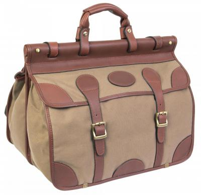 Sac brief case Country sellerie