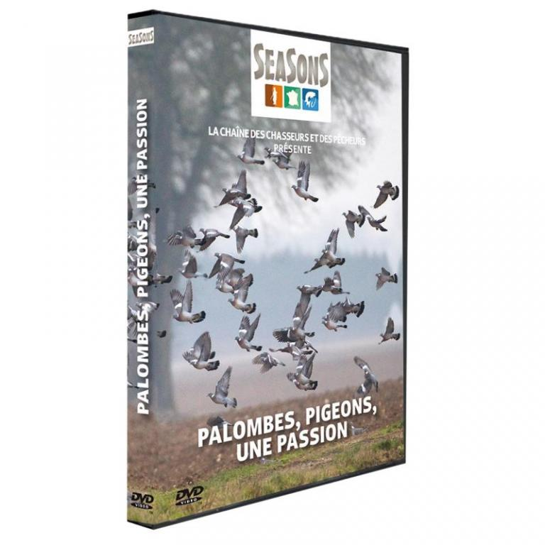DVD Palombes, pigeons, une passion , Seasons