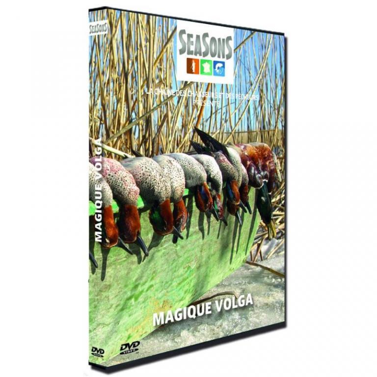 DVD Magique Volga Seasons