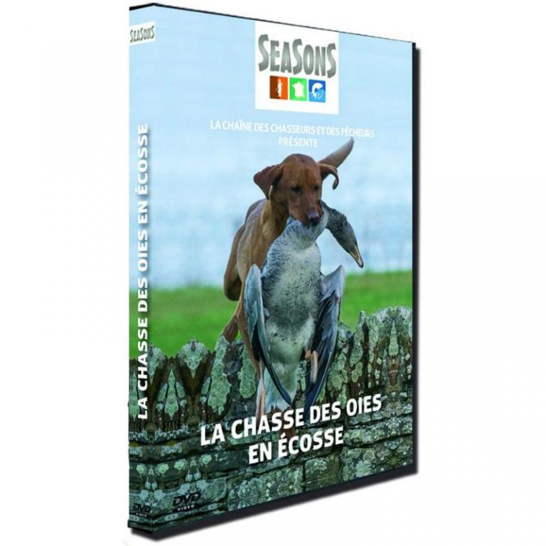 DVD La chasse des oies en Ecosse Seasons