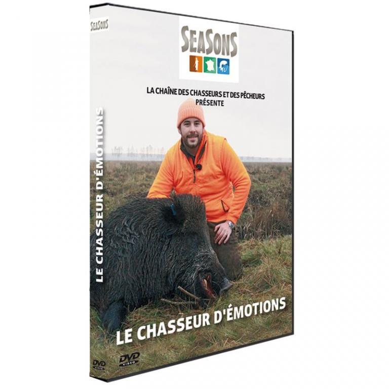 DVD Le chasseur d'émotions , Seasons
