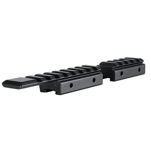 Rail adaptateur 11 mm vers Picatinny/Weaver - Hawke