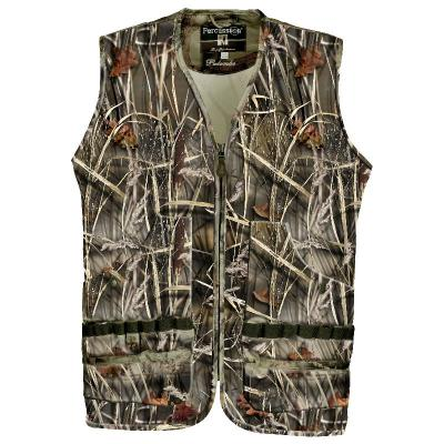 Gilet de chasse percussion Palombe