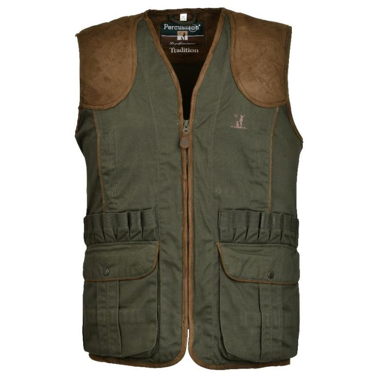 SOLDES Gilet percussion tradition Taille L