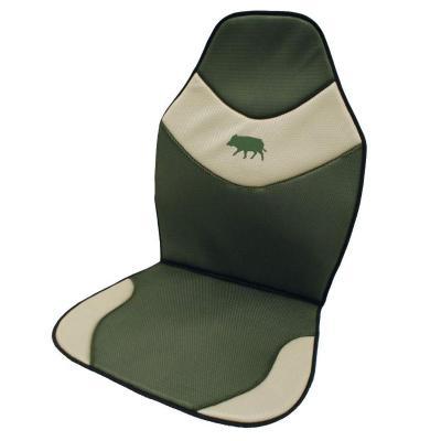 Couvre siège de voiture kaki