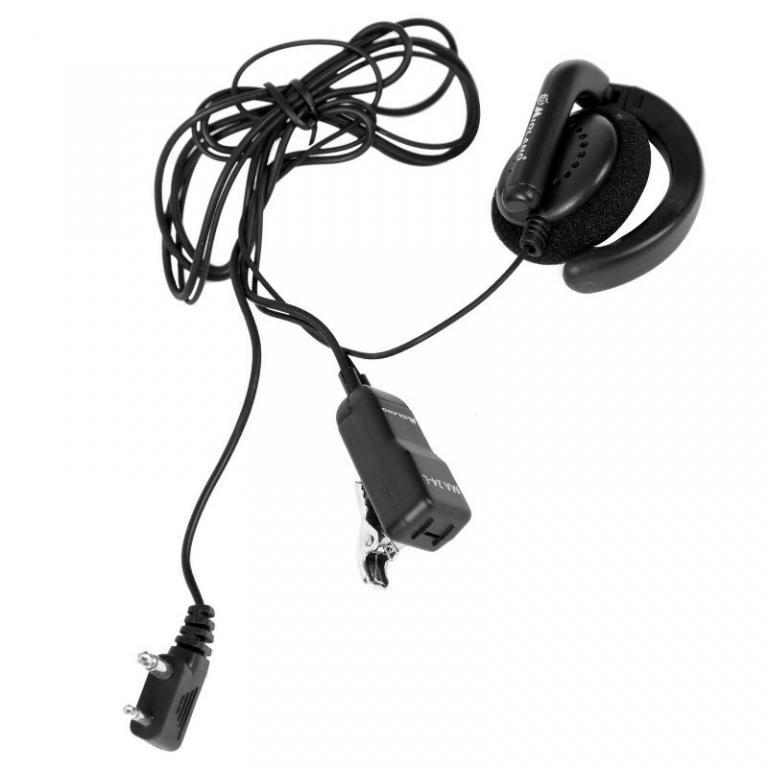 Kit oreillette et micro talkie walkie Midland G7 et G9