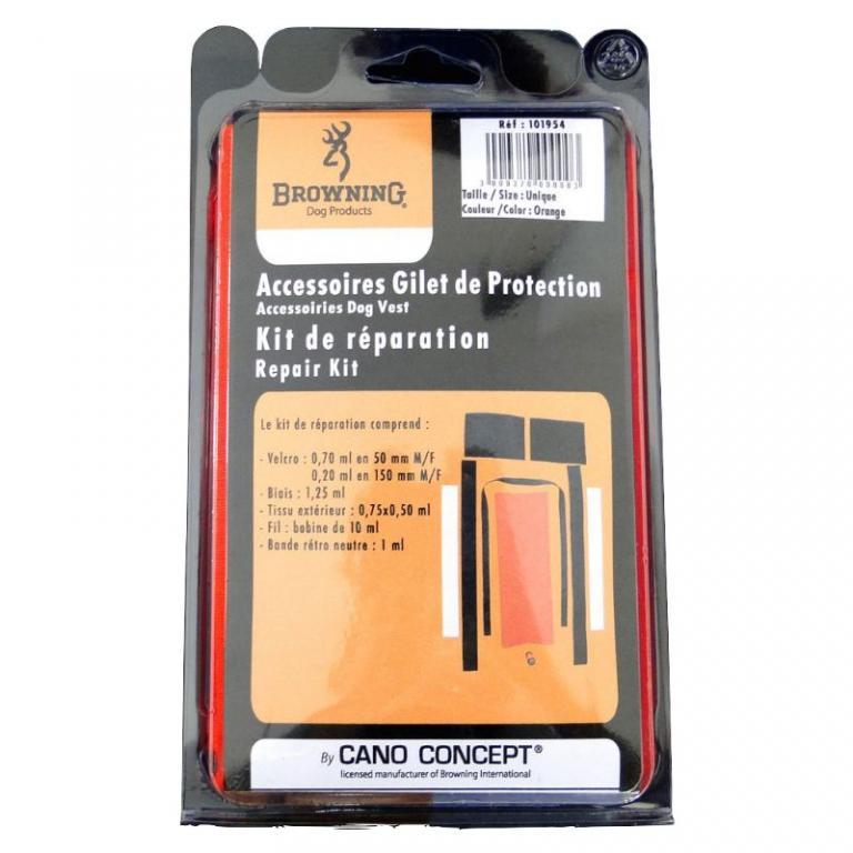 Gilet de protection pour chien protect pro browning cano concept - Kit de reparation pour zodiac ...