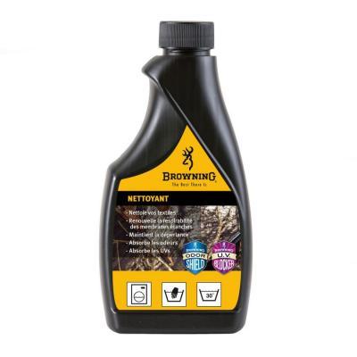 Lessive liquide 3 en 1 Browning