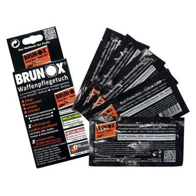 Lingettes d'huile Brunox Turbo-Spray