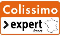 Logo colissimo expert