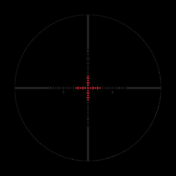 Lunette athlon reticule atmr1 sfp ir mil1