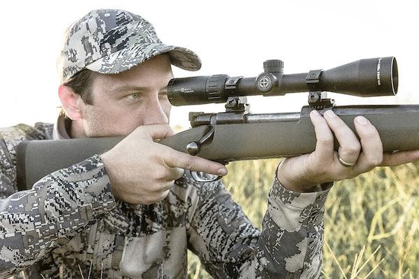 Lunette de chasse sightmark 3 9x40 pas cher