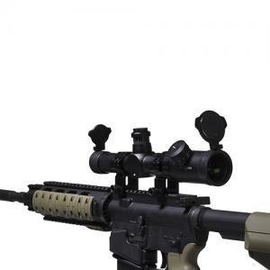 Lunette de tir pour courte et longue distance