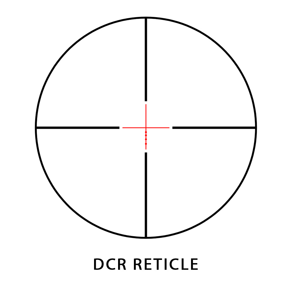 Lunette sightmark special 223 308 reticule bdc