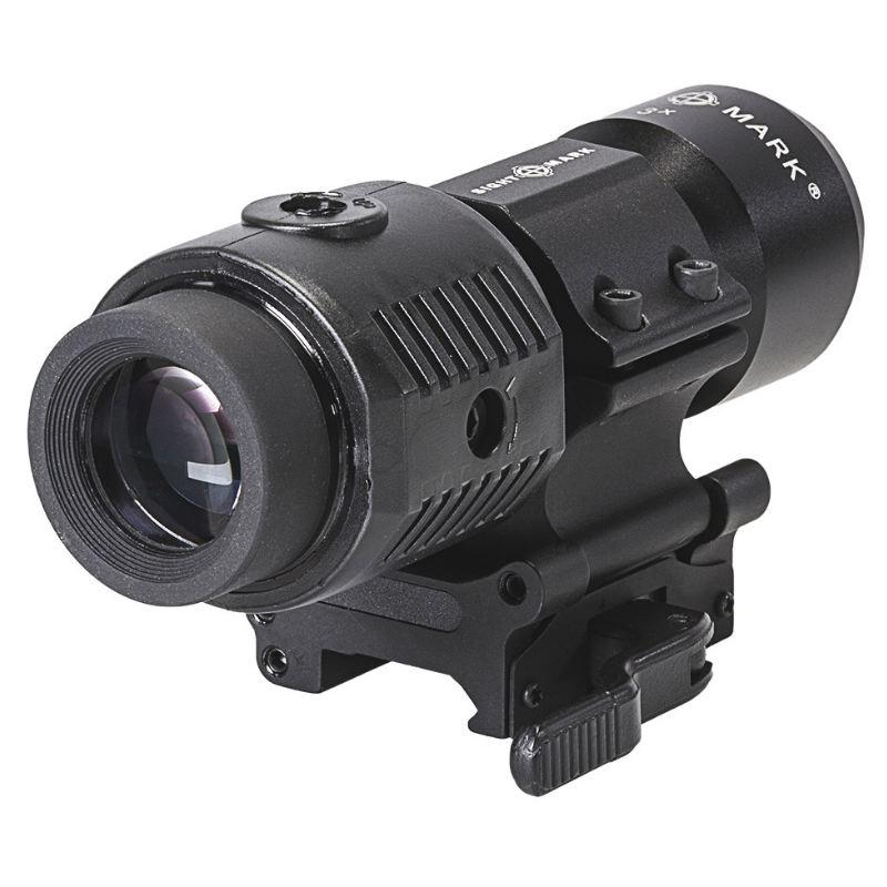 Magnifier x3 pour point rouge sightmark tactical en france