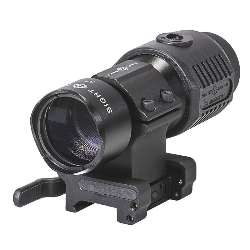 Magnifier x3 pour point rouge sightmark tactical pas cher