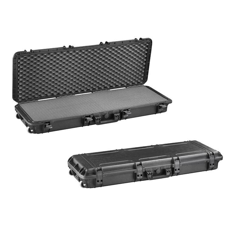 Mallette waterproof ip67 110x37x14 norme stanag std 81 6 41