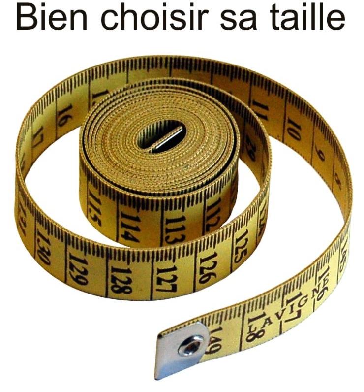 Choisir sa taille