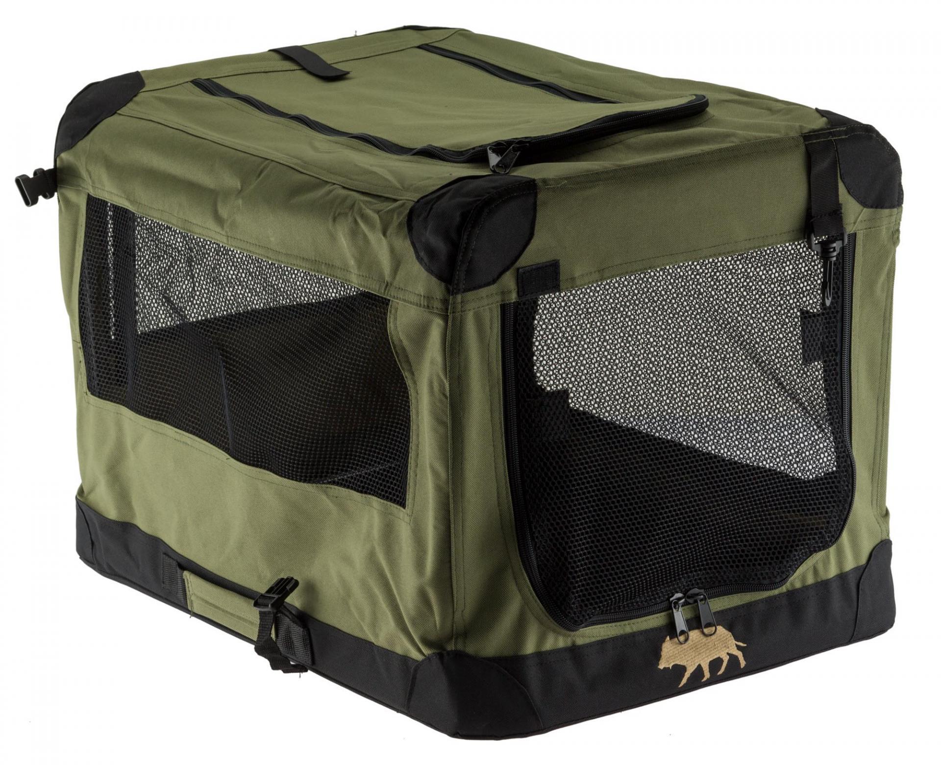 Niche en toile pliable comme une tente et l 39 emporter partout - Niche pliable pour chien ...