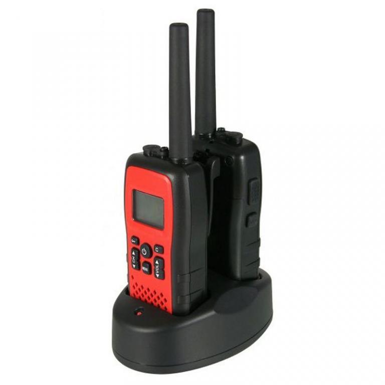 Paire de talkies walkies PMR étanches IPX 10 km
