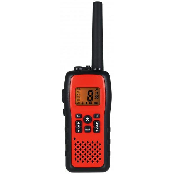 Paire de talkies walkies portee 10km etanche ipx7 1