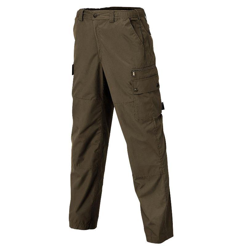 Pantalon de chasse pinewood finnveden marron brun pas cher