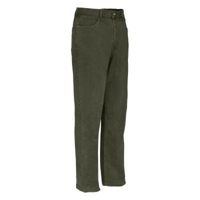 Pantalon de chasse verney carron foxstretch ii kaki vert