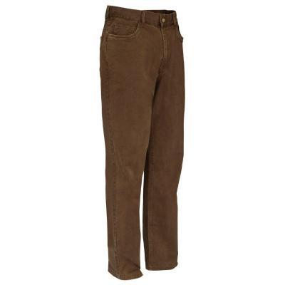 Pantalon de chasse verney carron foxstretch ii marron 1