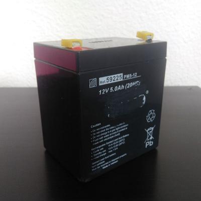 Batterie pour appeau 12V 5Ah