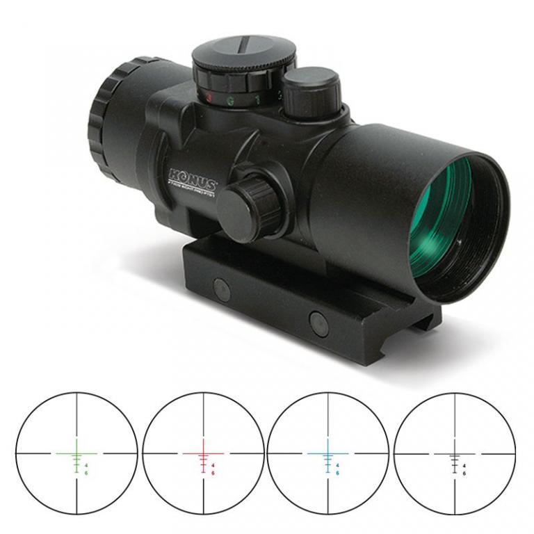 Point rouge 3X32 Konus Sightpro PTS1