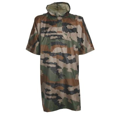 Poncho Percussion Renfort Camo