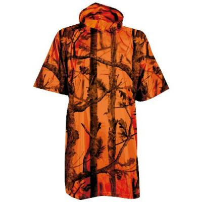 Poncho Percussion Renfort GhostCamo