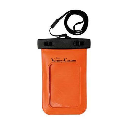 Protection de smartphone e tanche orange verney carron pochtel