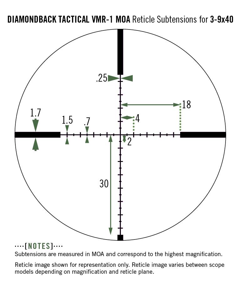 Ret dbk tactical 3 9x40 vmr 1 moa 04